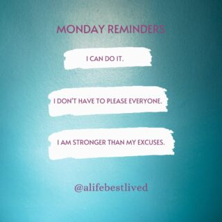 Monday Reminder: You don't have to be everything to everyone. You decide how you are going to show up. You got this!  #mondaymotivation #yougotthis #MentalHealthMonday