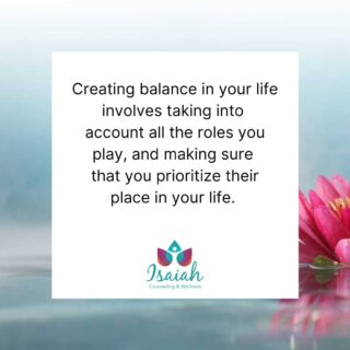 When you are intentional about prioritizing, you'll see that often times we put energy into things that really aren't important. Put your energy in its respective place.